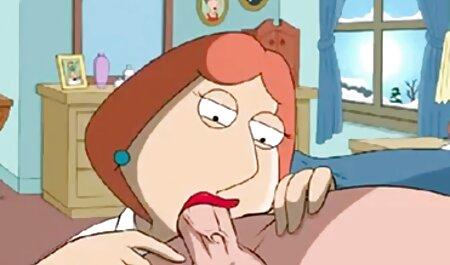 او در زمان سکسایرانیباحال دیک در دهان او پس از فاک الاغ کثیف